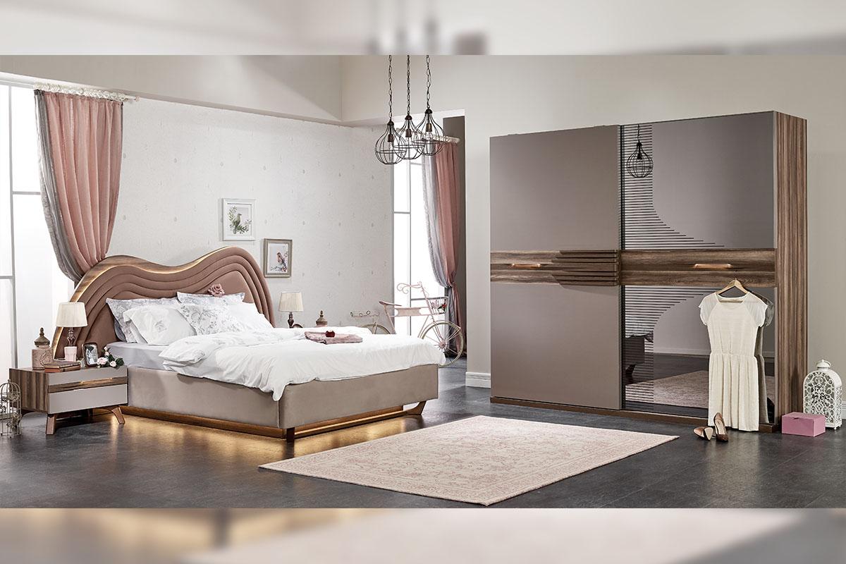 Aldora Wave Yatak Odası