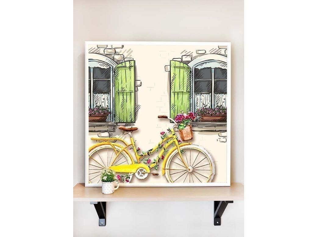 Bisikletli Tablo Modelleri