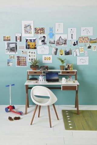 Home Office Tarzı Çalışma Masası