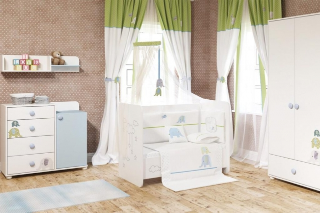 Alfemo Bony Bebek Odası