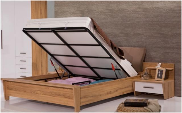 Divan Mobilya Variant Köşe Yatak Odası