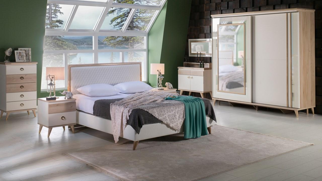 Stikbal elizya yatak odas mobilya modelleri fiyatlar for Mobilya yatak odasi