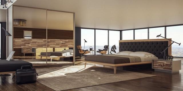 Nills Mobilya Prizma Yatak Odası