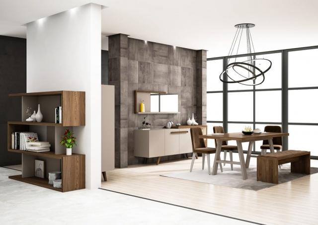Cardin Concept Navaro Yemek Odası