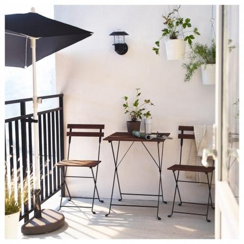 İkea Tarnö Katlanabilir Mutfak Masa Sandalye Takımı