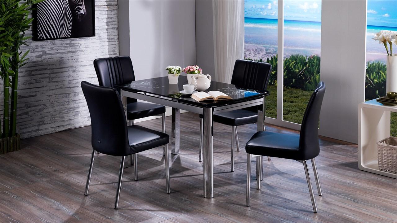 Mondi Mobilya Resort Mutfak Masa Sandalye Takımı