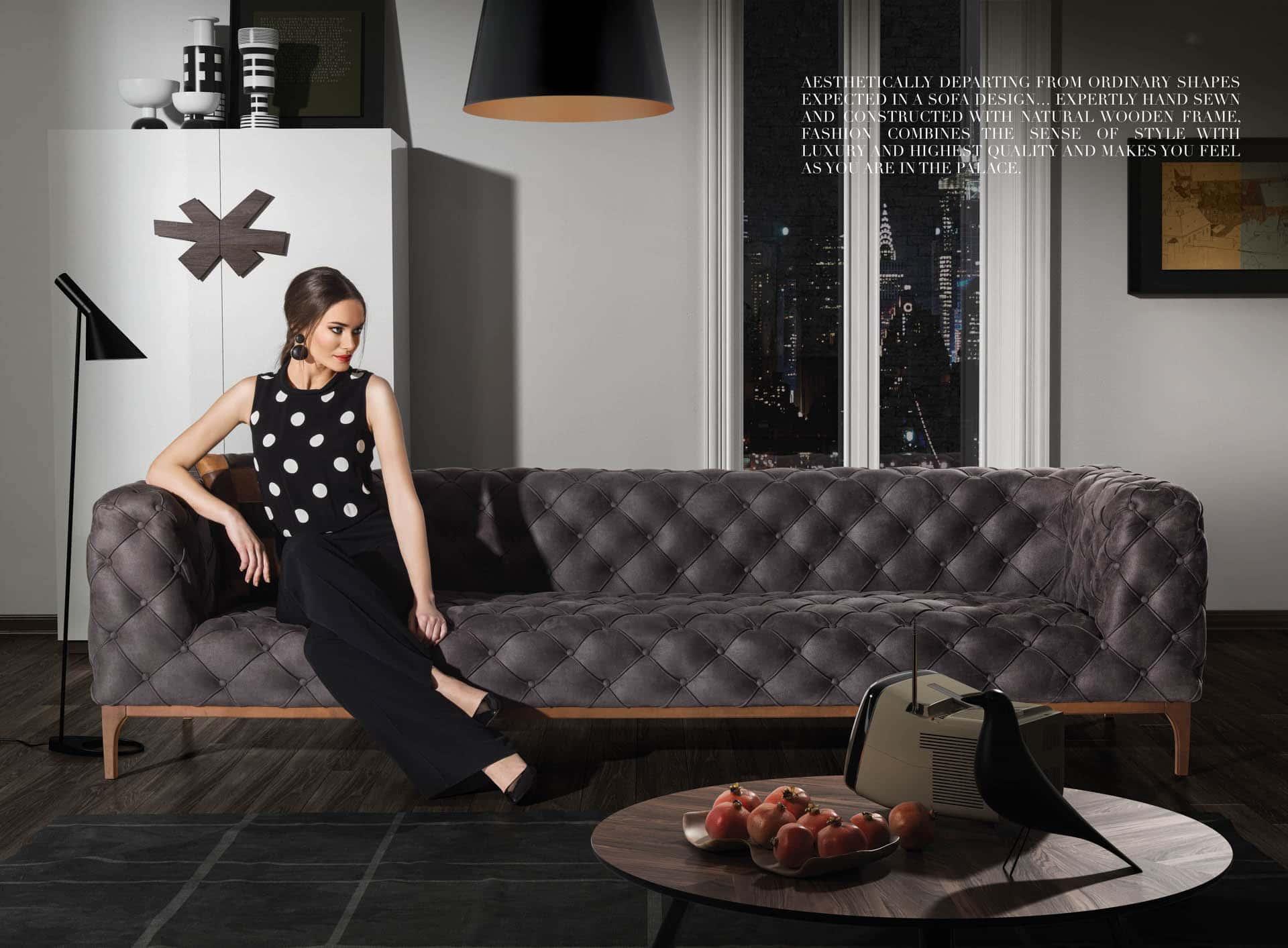 NDesign Mobilya Fashion Koltuk Takımı