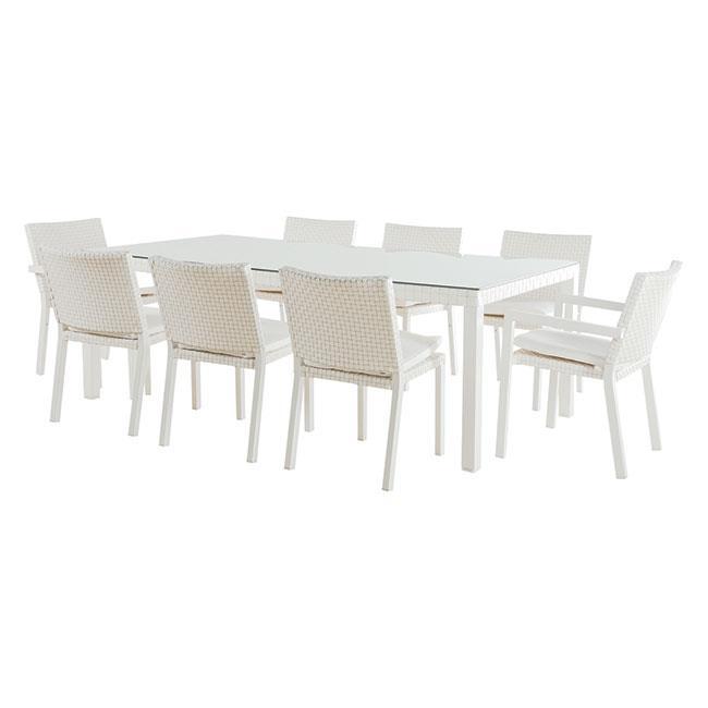 Kervan Mobilya Hasır Masa Sandalye Takımı