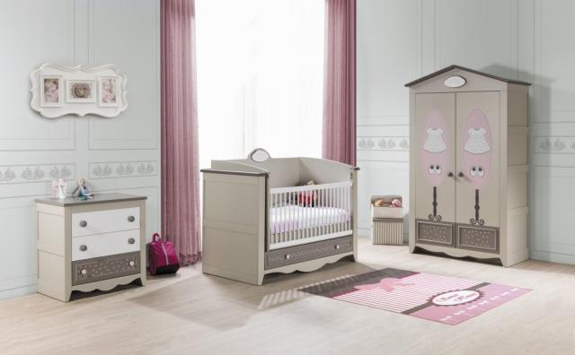 Kupa Mobilya Houses Bebek Odası