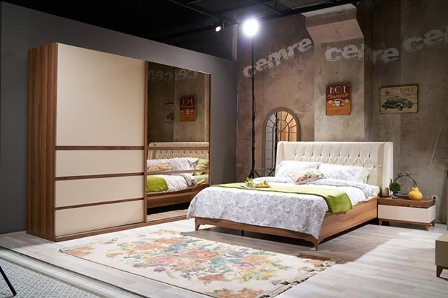 Luxe Life Mobilya Laura Yatak Odası