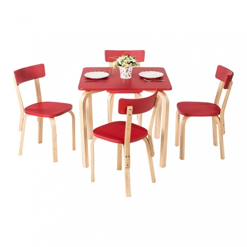 Tekzen Vitale Mutfak Masa Sandalye Takımı