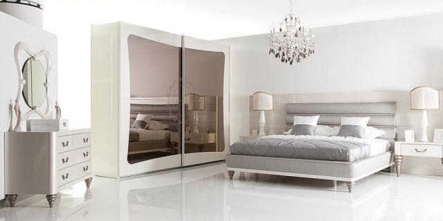 Voga Mobilya Calia Yatak Odası