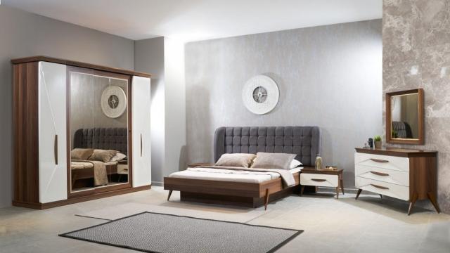 Biezza Mobilya Grande Yatak Odası