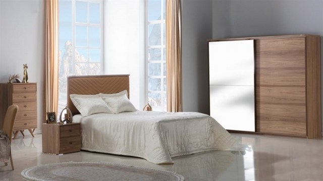 Mondi Mobilya Luna Yatak Odası