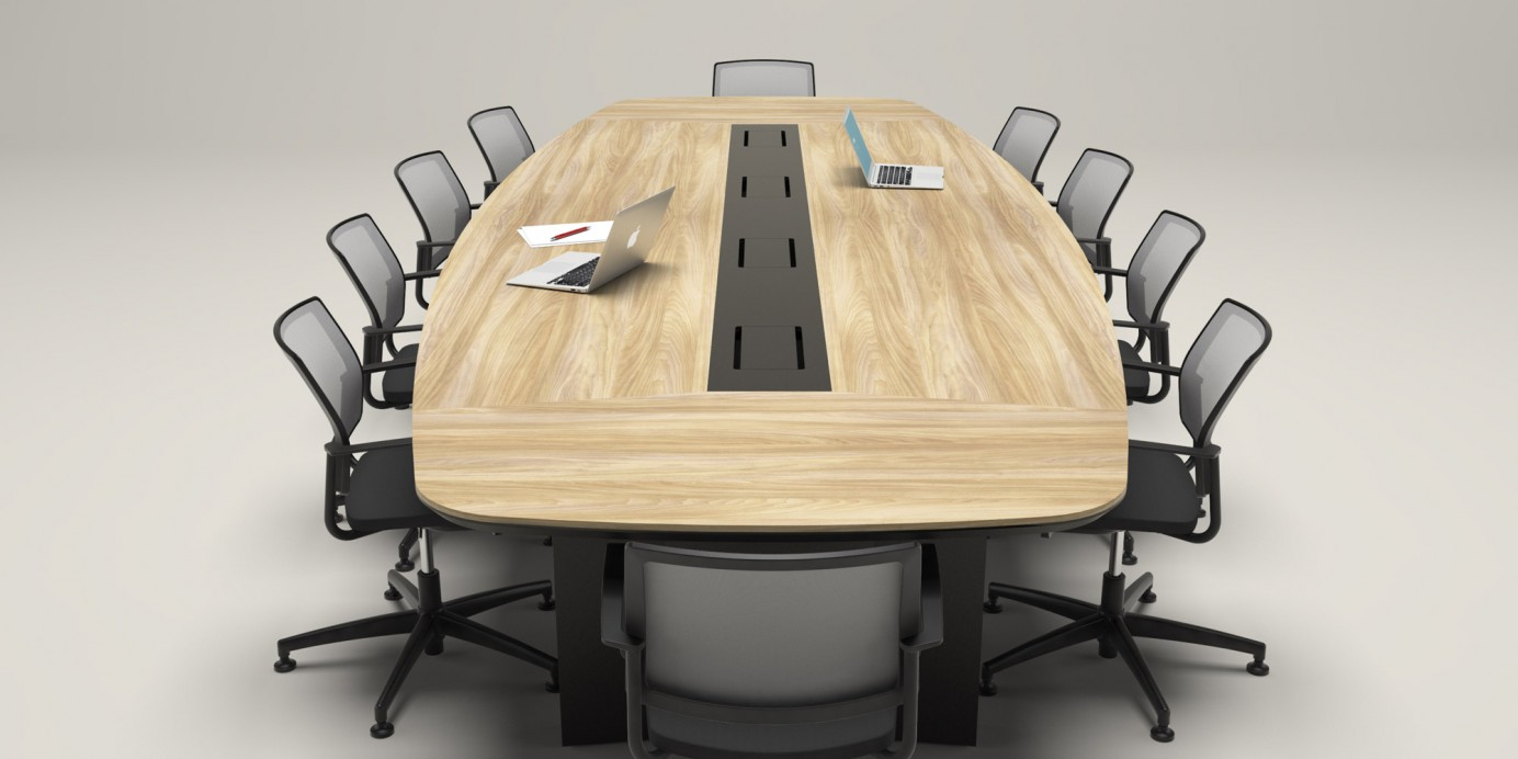 Nurus Mobilya XL Toplantı Masasi