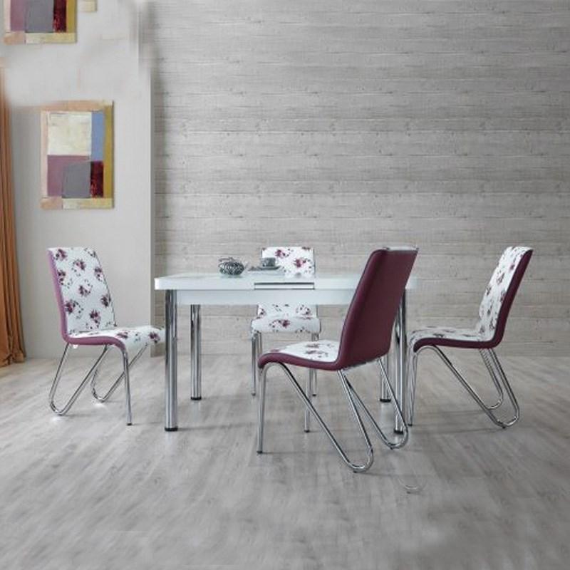 Yiğit Avm AllwaysStar Masa Sandalye Takımı