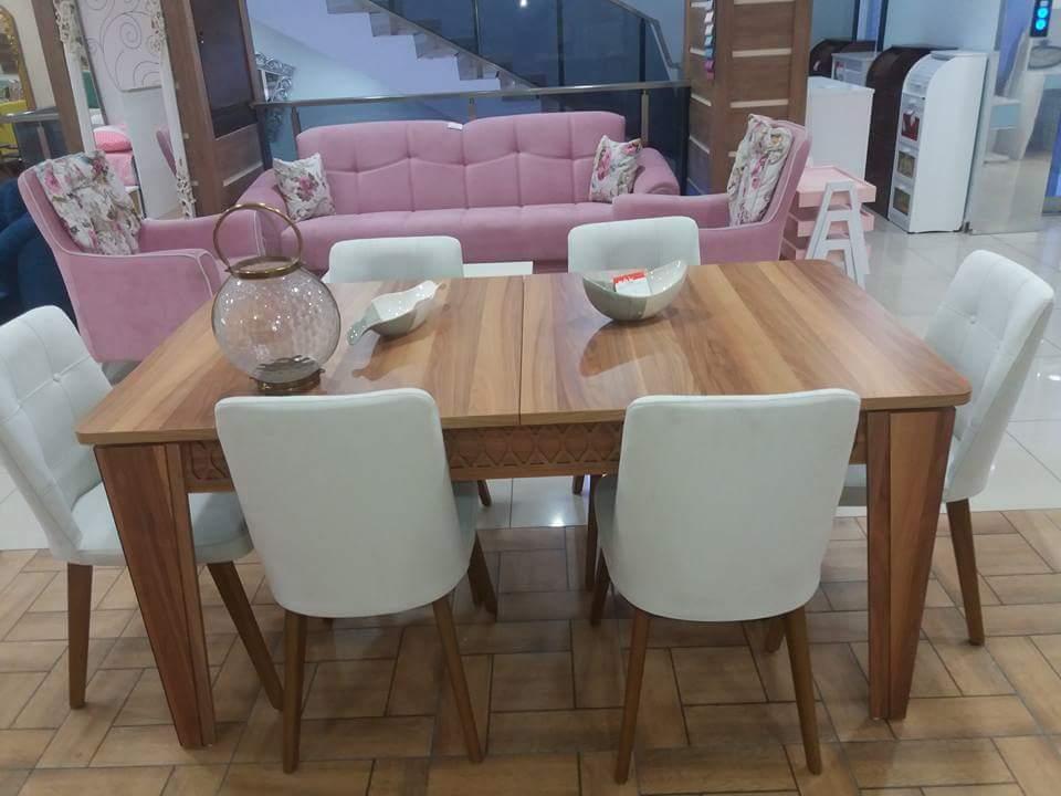 Yön Avm Mutfak Masa Sandalye Takımı