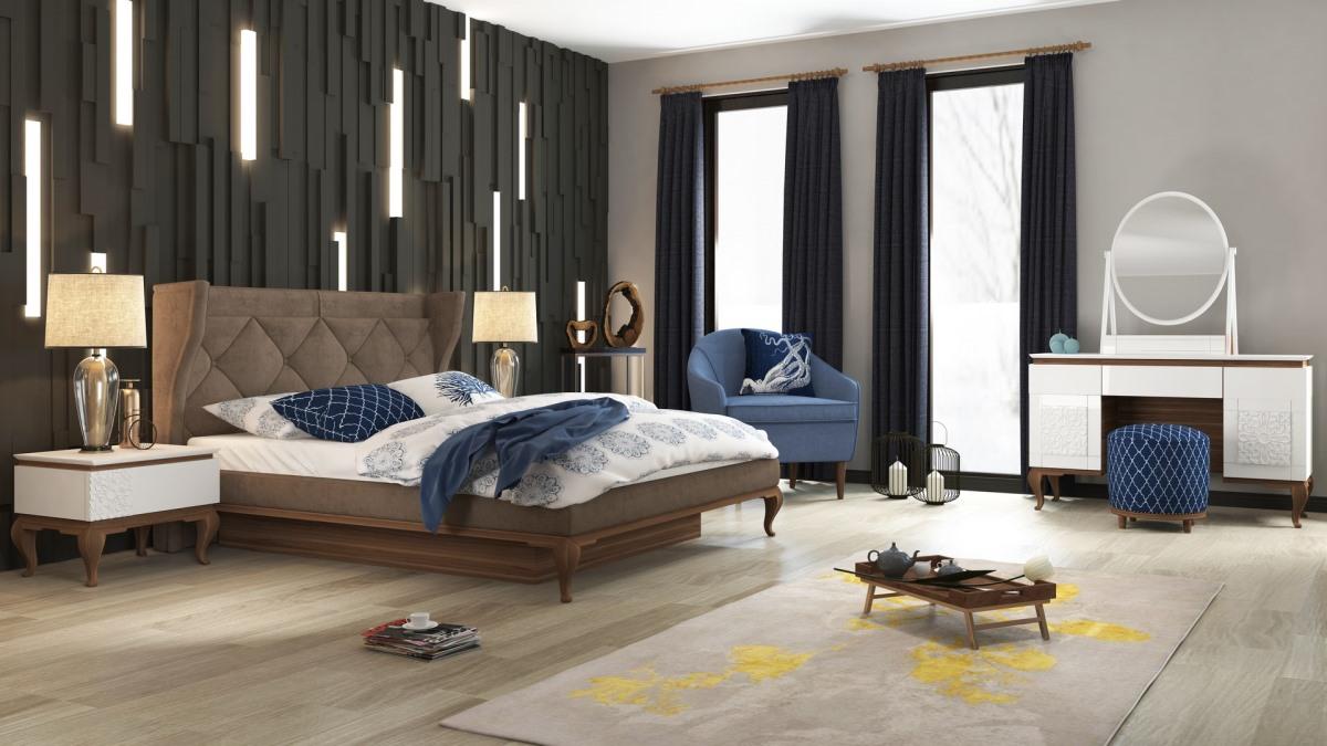 Orfimo Mobilya Masal Yatak Odası