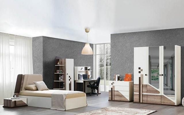 Weltew Mobilya Plus Genç Odası