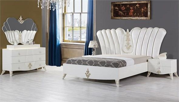 Aksu Çarşı Nisa Yatak Odası