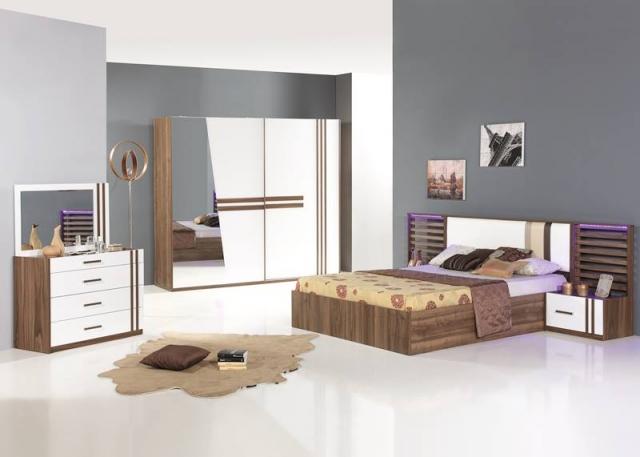 Artem Mobilya Lizbon Yatak Odası