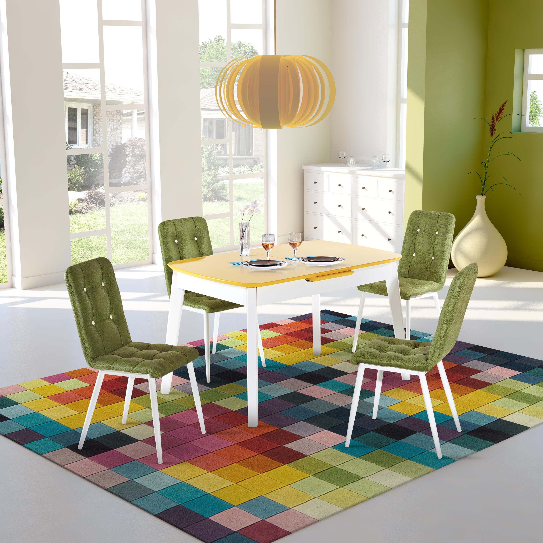 Çala Venüs Mutfak Masa Sandalye Takımı