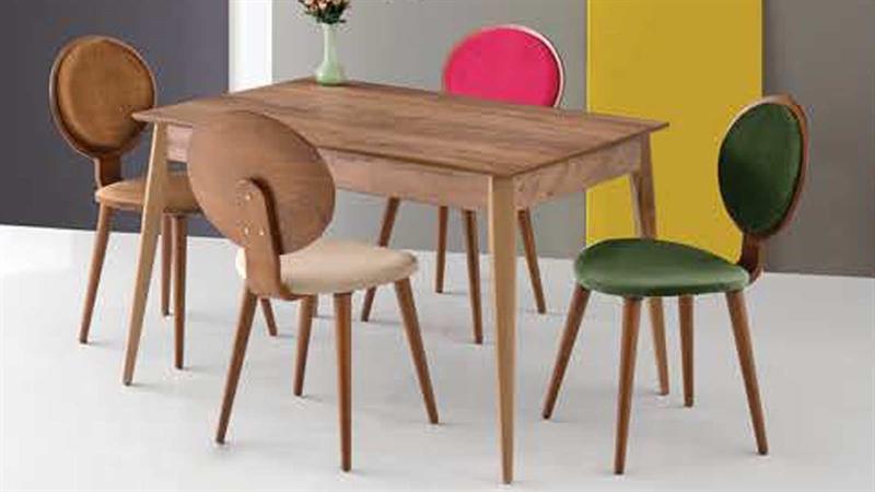 Hedef Avm Venedik Mutfak Masa Sandalye Takımı