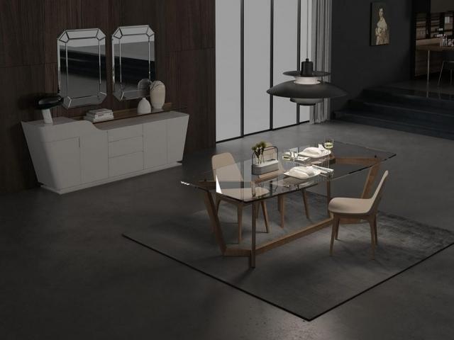 Castamo Mobilya Cunda Yemek Odası