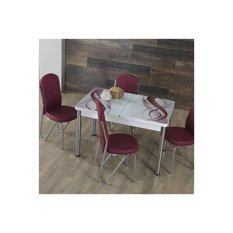 ÖzŞanal Avm Always Star Mutfak Masa Sandalye Takımı