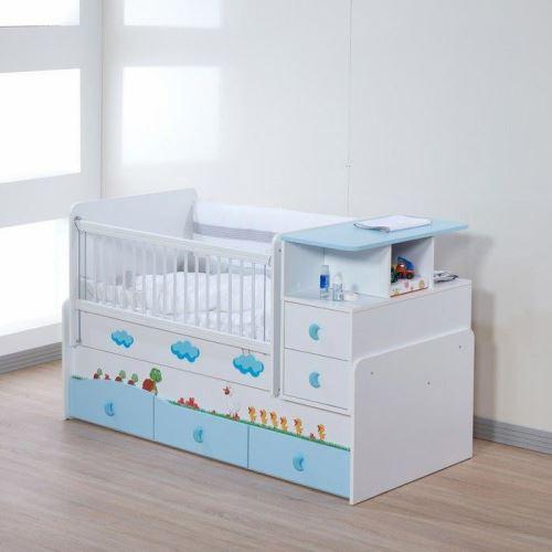 Tekzen Dessenti Bebek Odası Takımı