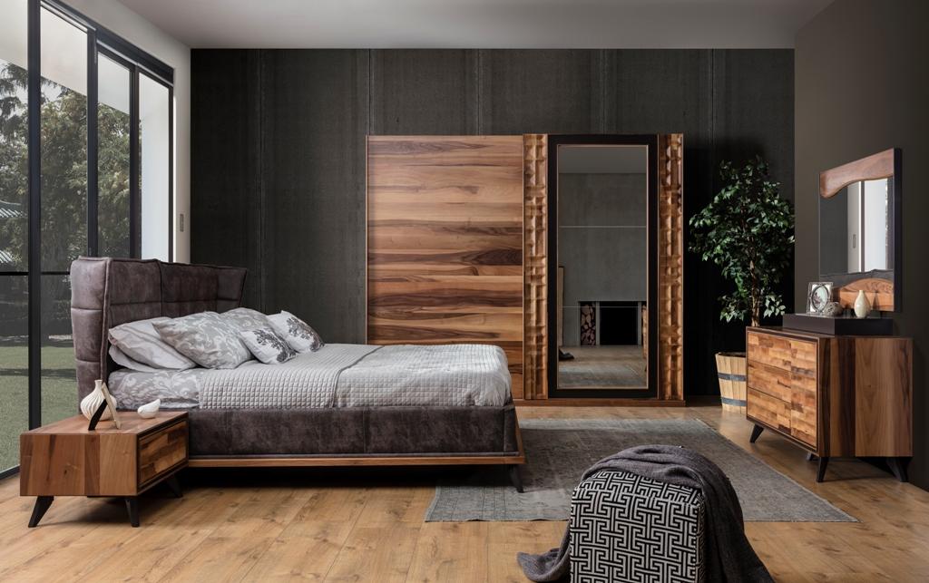Tetri Home Mobilya Fiore Yatak Odası
