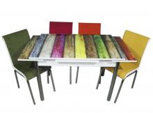 Praktiker Açılır Kapanır Mutfak Masa Sandalye Takımı
