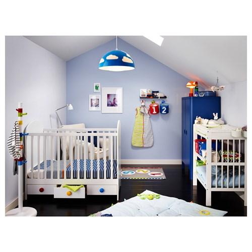 İkea Beşikli Bebek Odası Takımı