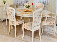 Asortie Mobilya Rustik Mutfak Masası Seti