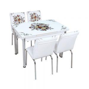 Evyapar Avm Baran Mutfak Masa Sandalye Takımı