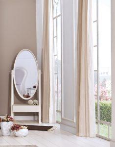 Lazzoni Mobilya Oval Boy Aynası