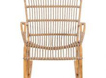Mudo Rattan Sallanan Sandalye