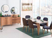 Aldora Mobilya Real Yemek Odası