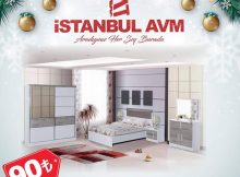 İstanbul Avm Dardason Yatak Odası