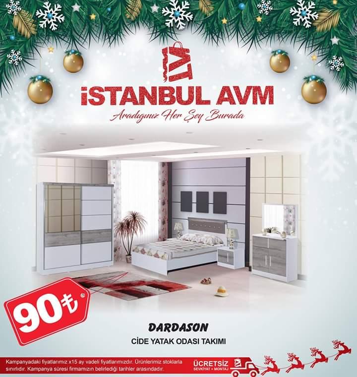 Istanbul Avm Dardason Yatak Odasi Mobilya Modelleri