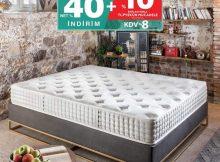 Konfor Mobilya Yatak Kampanyası