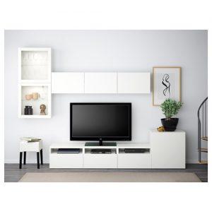 İkea Beyaz Tv Ünitesi