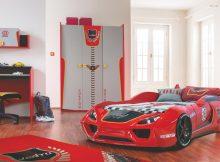Newjoy Mobilya Araba Karyolalı Çocuk Odası