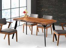 Evgör Mobilya Mutfak Masası ve Sandalye Seti Fiyatları