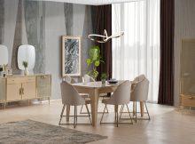 İpek Mobilya Masa Sandalye Takımı Modelleri