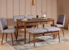 Vivense Mobilya Mutfak Masası ve Sandalye Seti Fiyatları